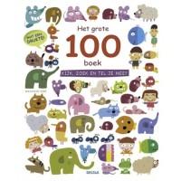 Sebe, Masayuki: Het grote 100 boek, kijk, zoek en tel je mee?