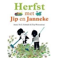 Schmidt, Annie MG en Fiep Westendorp:  Herfst met Jip en Janneke
