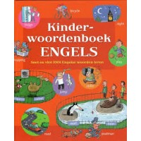 Kinderwoordenboek Engels, snel en vlot 1001 Engelse woorden leren