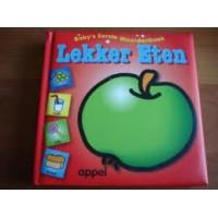 Baby's eerste woordenboek: Lekker eten (karton)