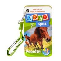 Loco Quiz: Paarden ( meer dan 200 vragen en antwoorden) 7+