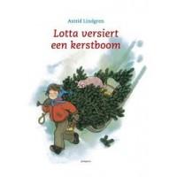 Lindgren, Astrid en Ilon Wikland: Lotta versiert een kerstboom
