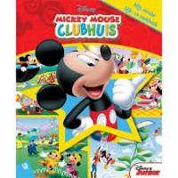Mickey Mouse Clubhuis: Mijn eerste kijk-en zoekboek ( Disney junior)
