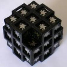 3D schuifpuzzel: Peter's Black Hole/ Magic Jack
