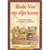 Blok-boekje door Anold Lobel en Nathaniel Benchley: Rode vos en zijn kano