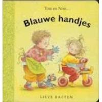 Baeten, Lieve: Tom en Nina, blauwe handjes ( karton)