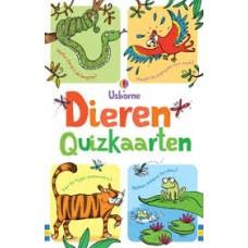 Usborne: Quizkaarten dieren