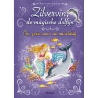 Angermayer, Karen Christina: Zilvervin de magische dolfijn, op zoek naar de pareldief