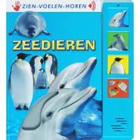 Zien-voelen-horen: Zeedieren ( met geluid)