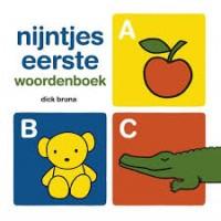 Bruna, Dick: Nijntjes eerste woordenboek engels-nederlands (karton)