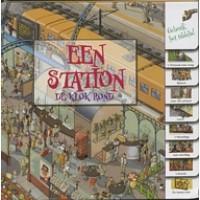De klok rond: Een station