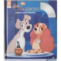 Walt Disney lees & luisterboek 9: Lady en de vagebond