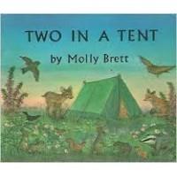 Brett, Molly: Two in a tent