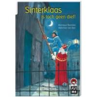 Berndes, Monique en Melchior van Rijn: Sinterklaas is toch geen dief! ( hoera, ik kan lezen!)