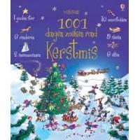 1001 dingen zoeken rond kerstmis (hardcover zoekboek)