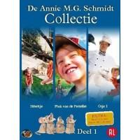 Dvd 4: De Annie MG Schmiddt Collectie ( Ibbeltje-Pluk van de petteflet- Otje 1 en extra intervieuw met Ischa Meijer)