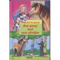 Boehme, Julia: Ponyclub in galop,, een pony met rare streken