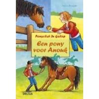 Boehme, Julia: Ponyclub in galop, een pony voor Anouk