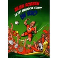 Diks, Fred: Arjen Robben en het magische schot in Rio