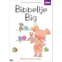 Dvd: Bibbeltje Big, Bibbeltje en zijn vriendjes naar de boeken van Mick Inkpen