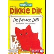 Dvd: Dikkie Dik, de reuze dvd verteld door Frank Groothof naar de boeken van Jet Boeke