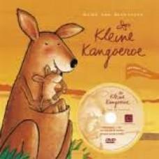 Genechten, Guido van: Kleine Kangoeroe ( groot prentenboek met dvd)