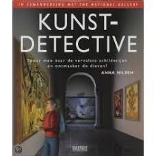 Nilsen, Anna: Kunstdetective, speur mee naar de vervalste schilderijen en ontmasker de dieven!