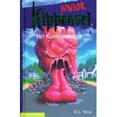 Kippenvel Junior: Het kloddermonster door RL Stilne