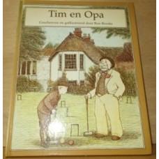 Brooks, Ron: Tim en Opa