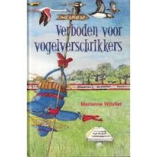 Witvliet, Marianne: Verboden voor vogelverschrikkers