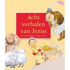 Butterworth, Nick en Mick Inkpen: Acht verhalen van Jezus