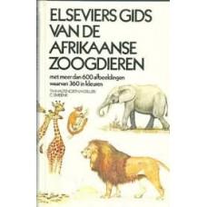Elseviers gids van de afrikaanse zoogdieren door YH. Haltenorth/ H. Diller en C. Smeenk