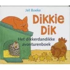 Boeke, Jet: Dikkie Dik, het dikkerdandikke avonturenboek
