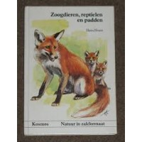 Hvass, Hans: Kosmos natuur in zakformaat, zoogdieren, reptielen en padden