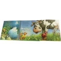 Matthaus, Doris en Theo: Jakkie & Bak, twee uit een ei ( boek met 7 grote panorama's)