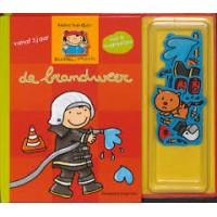 Amant, Kathleen: Kleine handjes, de brandweer ( met 16 magneetjes)