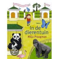 Praagman, Milja: In de dierentuin (kijk- zoekboek groot karton)