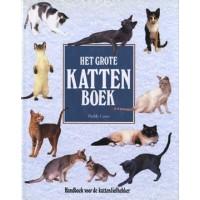 Cutts, Paddy: Het grote Kattenboek