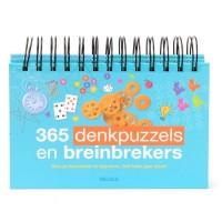 365 Denkpuzzels en breinbrekers ( hou je hersens in topvorm, het hele jaar door)