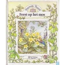 Barklem, Jill: Bramenbuurt, feest op het mos