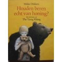 Kinderboekenweekgeschenk 1985: Houden beren echt van honing? door  Midas Dekkers met ill. van The Tjon Khing: