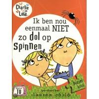 Child, Lauren: Ik ben nou eenmaal niet zo dol op spinnen, puzzelboek ( Charlie en Lola)