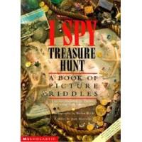 Wick, Walter en Jean Marzollo: I Spy treasure hunt, a book of picture riddles