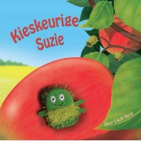 Rose, Eilidh: Kieskeurige Suzie (kartonboek met vingerpopje)