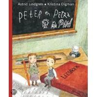 Lindgren, Astrid en Kristina Digman: Peter en Petra