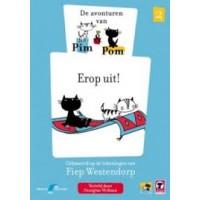 Dvd: De avonturen van PIm en Pom (2) , erop uit! (dvd met 10 verhaaltjes ) gebaseerd op tekeningen van Fiep Westendorp