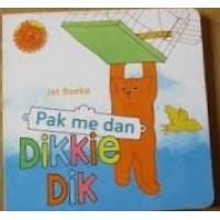 Boeke, Jet: Dikkie Dik, pak me dan, Dikkie Dik (karton)