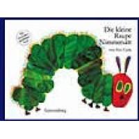 Carle, Eric: Die kleine Raupe Nimmersatt ( karton)