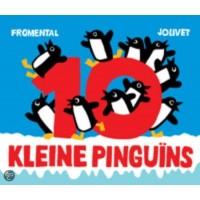 Fromental en Jolivet: 10 kleine pinquins