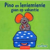 Amant, Kathleen: Sesamstraat,  Pino en Ieniemienie gaan op vakntie (karton met flapjes)